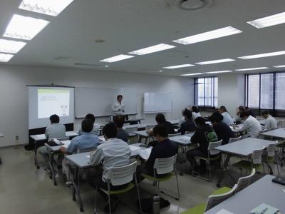 10 2開催 振動工具教育講義写真