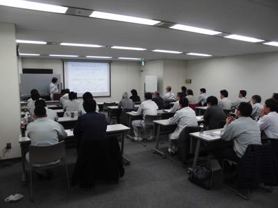 2018/12/11実石綿取扱い作業従事者特別教育