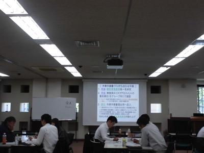 5 22 23開催 職長 安全衛生責任者教育講義写真
