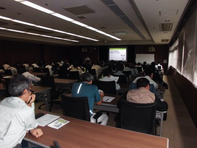 10 16開催 振動工具作業特別教育に準ずる教育講義写真