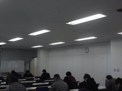 11 22開催 メンタルヘルスケア研修講義写真